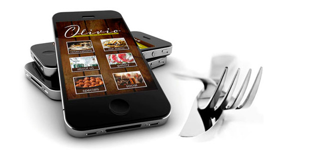 create a website for a restaurant