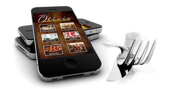 create a website for a restaurant